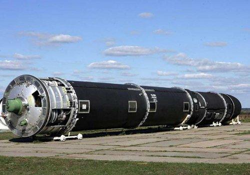 Тяжелые баллестические ракеты пятого поколения