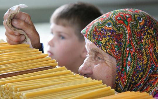РПЦ теряет поколениеZ