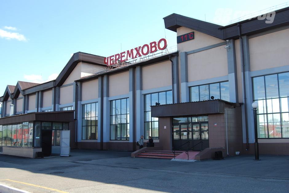 черемхово. фото города