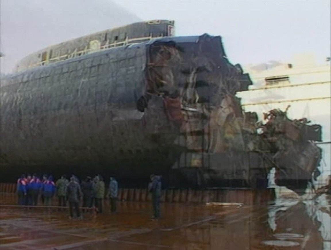 зрение подводная лодка курск фото после поднятия рады, что вами