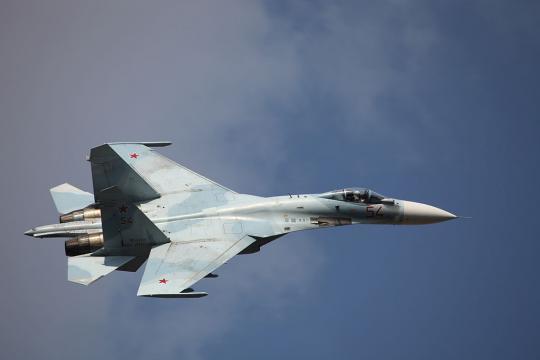 Су-27. Фото: Википедия