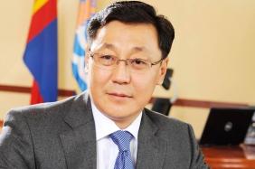 Премьер-министр Монголии Ж.Эрдэнэбат. Фото: ru.montsame.mn