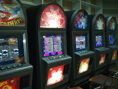 В усолье сибирском задержали игровые автоматы контактная информация всех казино г.капшагай
