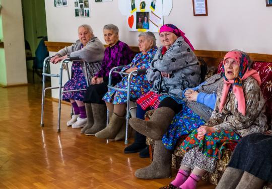 Платный дом престарелых в владимирской области