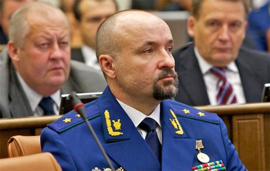 Владимир Путин продлил полномочия обвинителя Красноярского края
