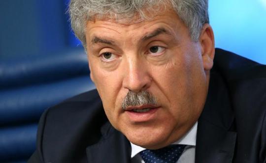 НеЗюганов: КПРФ иНПСР выдвинут цельного кандидата напрезидентские выборы