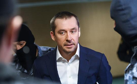 Суд изъял активы полковника Захарченко иего семьи
