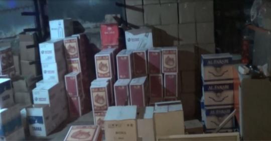 Неменее  70 тыс. литров алкоголя изъято изнезаконного оборота вПриангарье