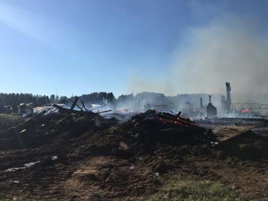 пожар в горячем ключе в иркутске возможность видеть карту