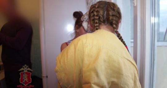 ВКрасноярске оперативники задержали сутёнеров