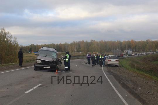 ВДТП счетырьмя автомобилями умер 16-летний пассажир