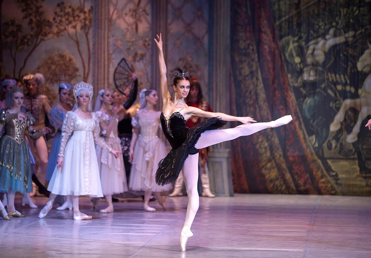 Московский театр «Русский балет» выступит вИркутске