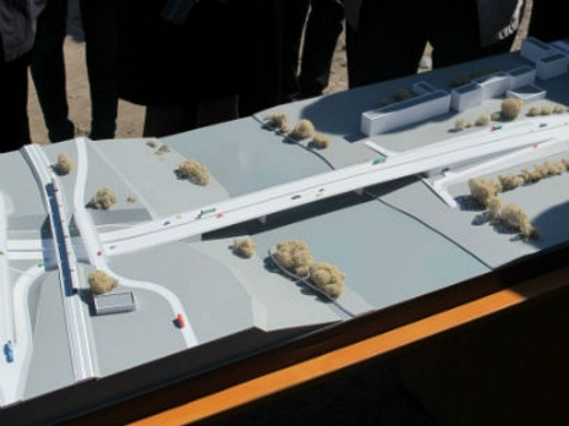 Третий мост встолице Бурятии будет бесплатным для граждан