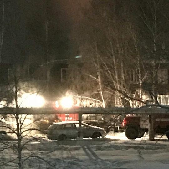 Пофакту смерти  семьи впожаре  вЛесосибирске возбуждено уголовное дело