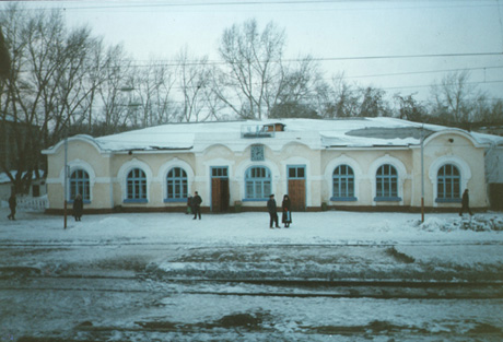 ВКрасноярском крае кочегара вкотельной задавил КамАЗ