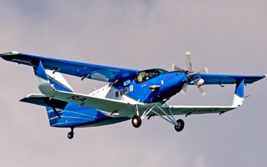 К будущему году вБурятии планируют начать производство лёгких самолетов