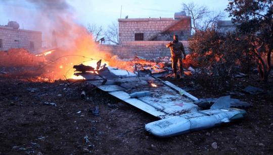 Курды обвинили Турцию впричастности к смерти русского пилота вСирии