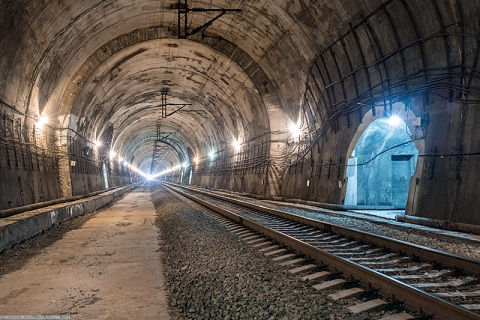 ВБурятии закончилась проходка Байкальского тоннеля