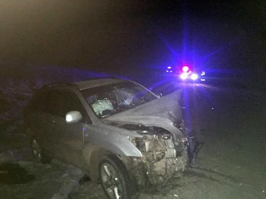 Сегодня вДТП натрассе Р-258 «Сибирь» достаточно серьезно пострадали 3 человека