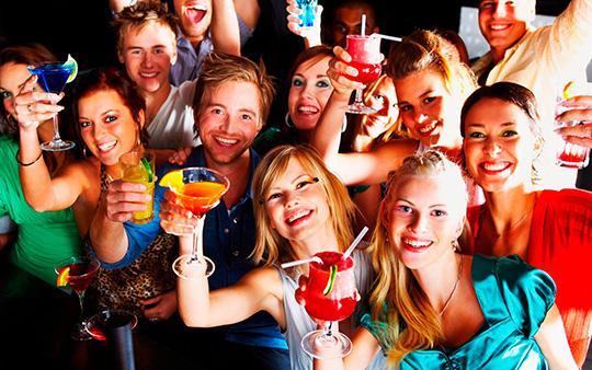 Что Творилось На Молодёжной Вечеринке