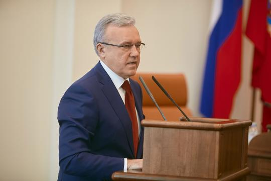 Красноярский край: доходы врио губернатора превысили 200 млн руб.