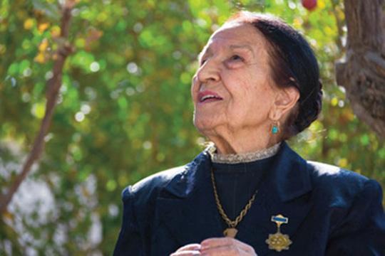 Национальная исполнительница СССР Мая Кулиева скончалась ввозрасте 97 лет